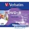 43508 43508 Диски DVD+R Verbatim 16-x, 4.7 Gb, Printable (Jewel Case, 10шт.)