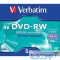 43285 43285 Диски DVD-RW Verbatim 4-x, 4.7 Gb (Jewel Case, 5шт.)