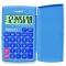 LC-401LV-BU Калькулятор карманный Casio LC-401LV-BU голубой 8-разр.