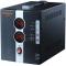 Exegate Power DCR-1500D Стабилизатор напряжения Exegate Power DCR-1500D (диапазон 140...260В, 2 розетки)