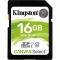 SDS/16GB 16Gb SDHC Kingston Canvas Select (SDS/16GB), Class 10, UHS-I, U1, R80 - W10 Mb/s, RTL