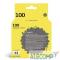 IC-H9368 T2 C9368HE Картридж №100 для HP Deskjet 460/6543/6843/9803/Photosmart 325/335/475/Pro B8353, серый,