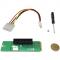 Espada EM2-PCIE Переходник/удлинитель райзер (Riser) M.2 -> PCI-Ex16 Espada EM2-PCIE, MOLEX, FDD Power