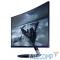 "LC27H580FDIXCI Монитор LCD Samsung 27"" C27H580FDI черный PLS LED 1920x1080 16:9 HDMI матовая 3000:1 250cd 178гр/178гр D-Sub DisplayPort"