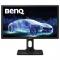 "PD2700Q Монитор BENQ PD2700Q 27"", 2560x1440 (IPS), 4ms, HDMI + DP + miniDP, HAS + PIVOT, USB2.0, Spks, Черный"
