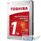 "HDWD110EZSTA Жесткий диск 1TB Toshiba P300 HDWD110EZSTA SATA 6.0Gb/s, 7200, 64Mb buffer, 3.5"""