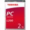 "HDWL120UZSVA Жесткий диск SATA2.5"" 2TB 5400RPM 128MB HDWL120UZSVA TOSHIBA"