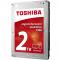 HDWD120EZSTA Жесткий диск 2Tb Toshiba P300 HDWD120EZSTA SATA 6Gb/s, 64 MB Cache, 7200 RPM, RTL
