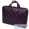 CC-075Violet Сумка Continent CC-075 Violet нейлон, фиолетовая, до 16'', подходят для MacBook Pro 15,4''