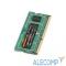 QUM3S-4G1333K9R Оперативная память QUMO DDR3 SODIMM 4GB QUM3S-4G1333K(D)9R/C9(L) PC3-10600, 1333MHz