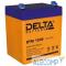 DTM1205 Аккумулятор Delta DTM 1205 (5Ah, 12V) DTM1205
