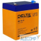 HR12-5 Аккумулятор Delta HR 12-5 (5Ah, 12V) HR12-5
