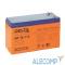 HR12-7.2 Аккумулятор Delta HR 12-7.2 ( 7.2Ah, 12V) HR12-7.2