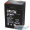 DT6045 Аккумулятор Delta DT 6045 (4.5Ah, 6V) DT6045
