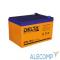 DTM1212 Аккумулятор Delta DTM 1212 (12Ah, 12V) DTM1212