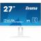 "XUB2792QSU-W1 Монитор iiYama ProLite XUB2792QSU-W1 27"", 1920x1080 IPS, 1ms, D-SUB + DVI-D + HDMI, Spks, White"