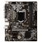 H310M PRO-VD H310M PRO-VD MSI H310M PRO-VD / Socket 1151 v2, Intel H310, 2xDDR-4, 7.1CH, 1000 Мбит/с, USB3.1, D-Sub, DVI, HDMI, mATX, RTL