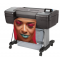 "W3Z71A W3Z71A HP DesignJet Z9+ PS Printer (24"",9 colors, pigment ink, 2400x1200dpi,128 Gb(virtual),500 Gb HDD, GigEth/host USB type-A,stand,single sheet and roll feed,autocutter, PS, 1y warr)"