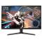 "32GK650F-B 32GK650F-B Монитор LG 31.5"" 32GK650F-B VA LED, 2560x1440, Gaming, 5ms, 350cd/m2, 3000:1 (Mega DCR), 178°/178°, 2*HDMI, DisplayPort, USB-hub, 144Hz, FreeSync, HAS, Pivot, VESA, Black-Red"