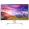 "32UL950-W 32UL950-W LG 31.5"" 32UL950-W  LED 4K, 3840x2160, 5ms, 450cd/m2, 1300:1 (Mega DCR), 178°/178°, HDMI, DP, USB-hub, 2*, HDR10, FreeSync, HAS, Pivot, колонки, VESA, Black-Silver-White"
