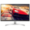 "27UL500-W 27UL500-W LG 27"" 27UL500-W  LED 4K изогнутый, 3840x2160, 5ms, 300cd/m2, 1000:1 (Mega DCR), 178°/178°, HDMI*2, DisplayPort  VESA, Silver-White"
