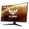 """VG328H1B VG328H1B ASUS 31.5"""" TUF Gaming VG328H1B VA LED изогнутый, 1920x1080, 1ms, 250cd/m2, 178°/178°, 3000:1, 165Hz, FreeSync, D-Sub, HDMI, MM Swivel, VESA, Black, 90LM0681-B01170"""
