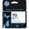 3ED67A 3ED67A Cartridge HP 712 для DJ T230/T630/T650/Studio, голубой, 29 мл