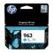 3JA23AE 3JA23AE Cartridge HP 963 для OfficeJet 9010/9020, голубой (700 стр.)