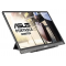 """MB16ACE MB16ACE ASUS 15.6"""" MB16ACE  USB-Portable Monitor, 1920x1080, 5ms, 250cd/m2, 800:1, 178°/178°, USB Type-C, 60Hz, Pivot Auto-Rotate, Ultra-slim, SmartCase, Compatible  3, DarkGray, 90LM0381-B04170"""