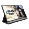 "MB16AC MB16AC ASUS 15.6"" MB16AC  USB-Portable Monitor, 1920x1080, 5ms, 250cd/m2, 800:1, 178°/178°, USB Type-C, Pivot Auto-Rotate, Ultra-slim, SmartCase, Compatible  3, DarkGray, 90LM0381-B01170"