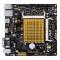 J1800I-C/CSM J1800I-C/CSM Материнская плата ASUS J1800I-C/CSM, Intel , J1800, 2*DDR3 SO-DIMM, D-Sub+HDMI, SATA3, Audio, Gb LAN, USB 3.0*1, USB 2.0*6, LPT*1 header (w/o cable), COM*1 back panel,1 header(w/o cable), mITX ; 90MB0J60-M0EAYC