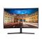 "LC27F396FHIXRU Монитор LC27F396FHIXRU Samsung 27"" C27F396FHI VA LED изогнутый 16:9 1920x1080 4ms 250cd 3000:1 178/178 D-Sub HDMI Glossy Black (замена C27F390FHI)"