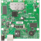RB911G-2HPND RB911G-2HPND MikroTik RouterBOARD 911G with 600Mhz Atheros CPU, 64MB RAM, 1xGigabit LAN, built-in 2.4Ghz 802.11b/g/n 2x2 two chain wireless, 2xMMCX connectors, RouterOS L3 Repl. RB912UAG-2HPnD